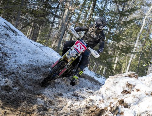 Team EJP Finds Podium at the 2020 Blizzardcross!